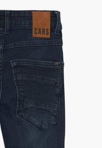 Cars Jeans - BURGO - Slim fit jeans - blue-black denim - 2