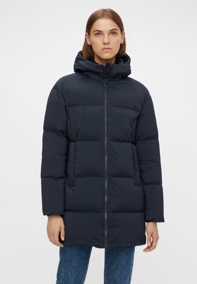 RADIATOR  - Down coat - jl navy