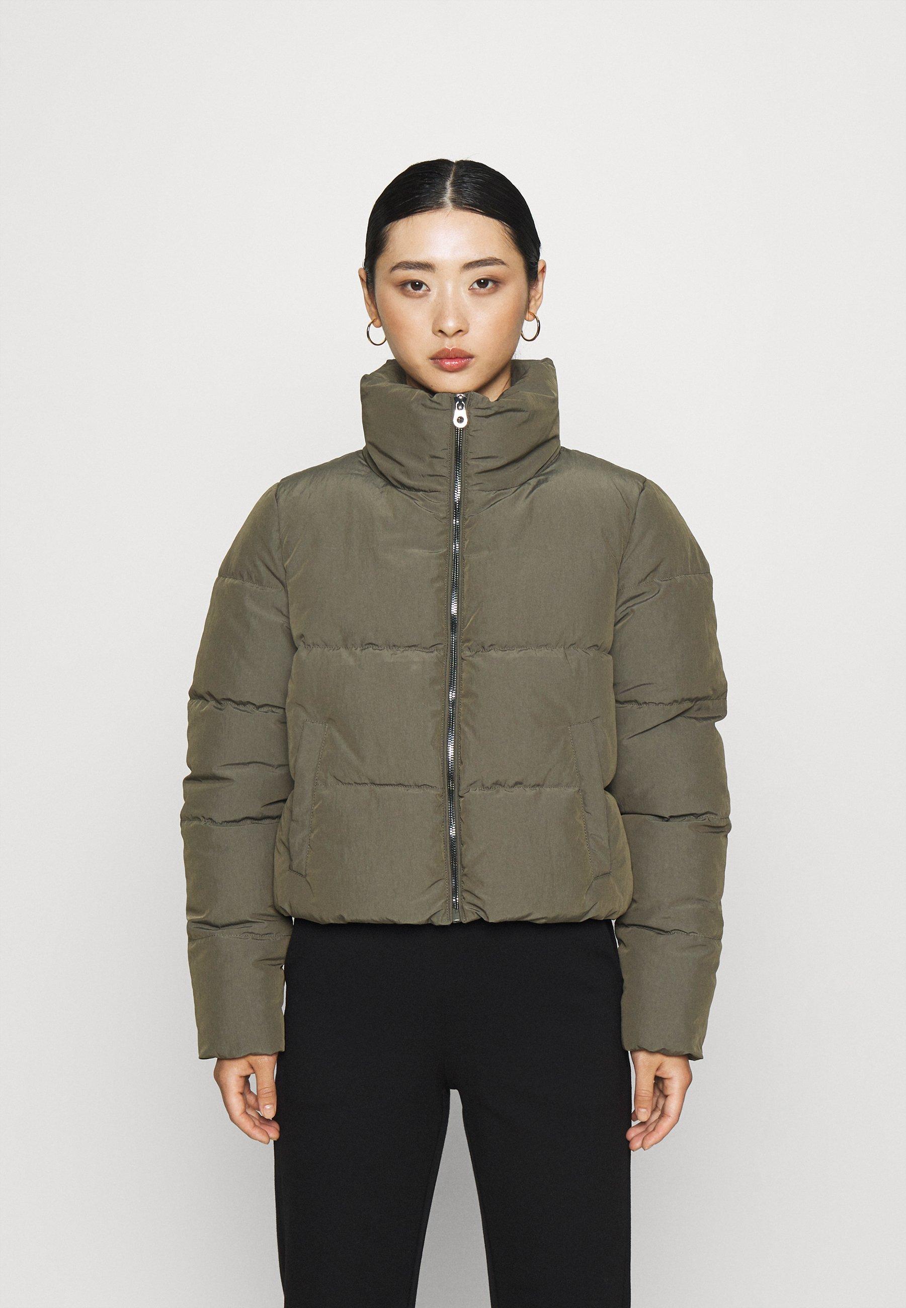 Women ONLDOLLY SHORT PUFFER JACKET - Winter jacket