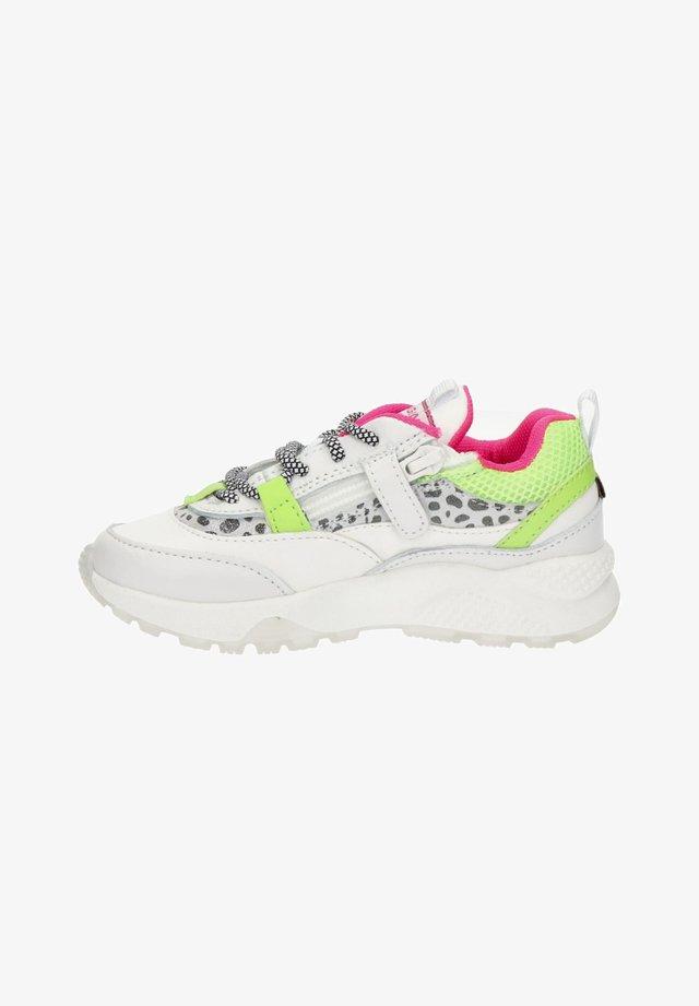 MARTA MEISJES - Sneakers laag - wit