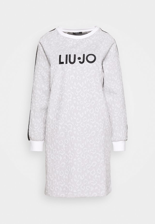 ABITO - Robe en jersey - bianco