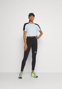 The North Face - WINTER WARM HIGH RISE - Leggings - black - 1