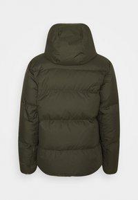 Nike Sportswear - Down jacket - twilight marsh/black - 1