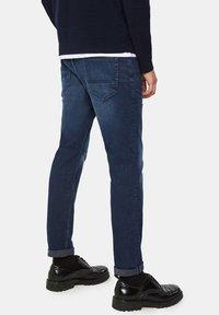 WE Fashion - SUPERSTRETCH - Jeans Skinny Fit - dark blue - 2