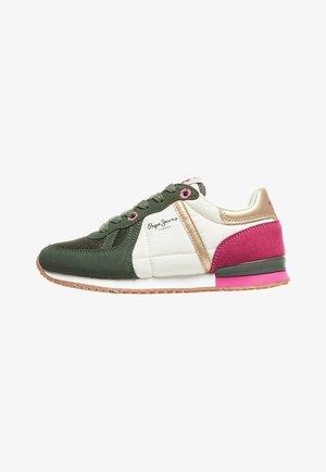 SYDNEY COMBI GIRL AW21 - Sneakers laag - verde caqui