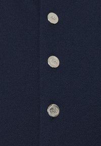 Lauren Ralph Lauren Petite - CHACE SHORT SLEEVE CASUAL DRESS - Jersey dress - french navy - 2