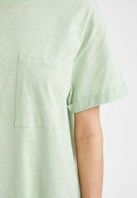 DeFacto - Camiseta básica - mint - 3