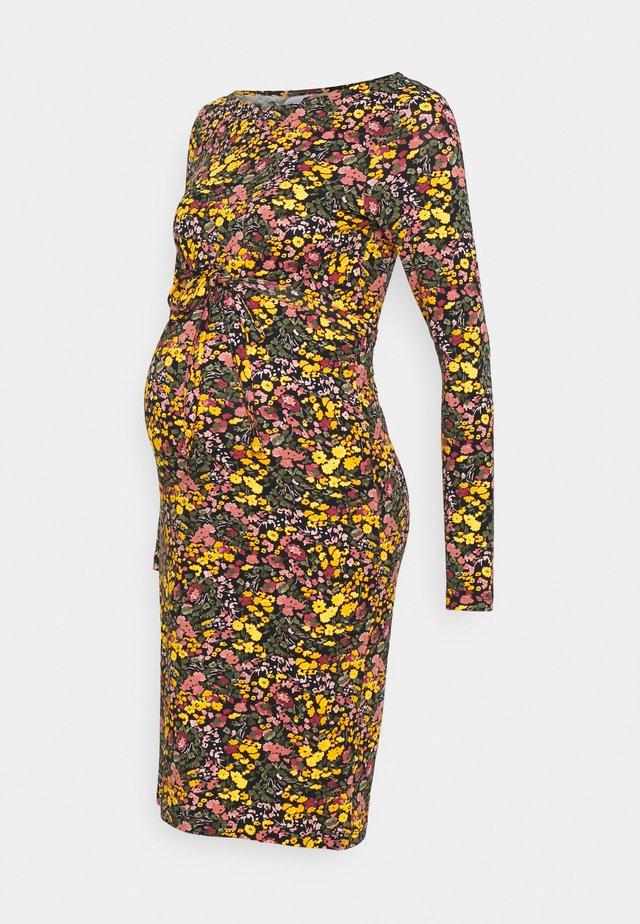 MLBETSY DRESS - Etui-jurk - navy blazer