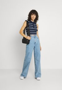 BDG Urban Outfitters - SLEEVELESS STRIPED - Top - navy - 1