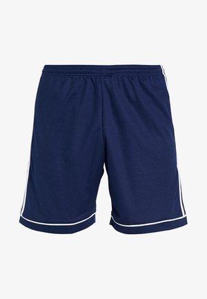 SQUADRA CLIMALITE FOOTBALL 1/4 SHORTS - Träningsshorts - dark blue/white