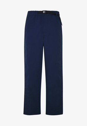 PILGRIM SURF AND SUPPLY PANT - Spodnie materiałowe - dress blues