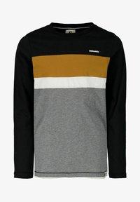 Garcia - Long sleeved top - off black - 0