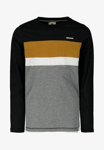 Long sleeved top - off black