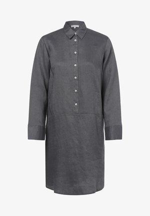 Shirt dress - anthrazit