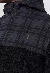 adidas Golf - ADICROSS HOODED - Mikina skapucí - black - 5
