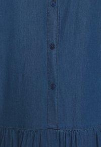 Six Ames - ERIKA - Robe en jean - blue denim - 2