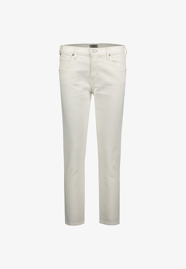 ELSA - Jeans a sigaretta - white