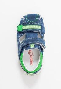 Superfit - FREDDY - Baby shoes - blau - 1