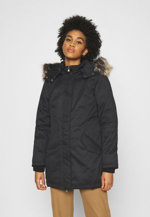 ONLSARAH COAT - Parka - black