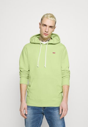 NEW ORIGINAL HOODIE  - Bluza z kapturem - greens