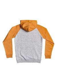 Quiksilver - EASYDAY ZIP - Zip-up sweatshirt - apricot buff - 1