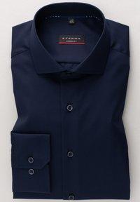 Eterna - MODERN FIT - Zakelijk overhemd - marine - 5