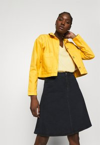 ALIGNE - CAMDEN - Denim jacket - yellow - 3