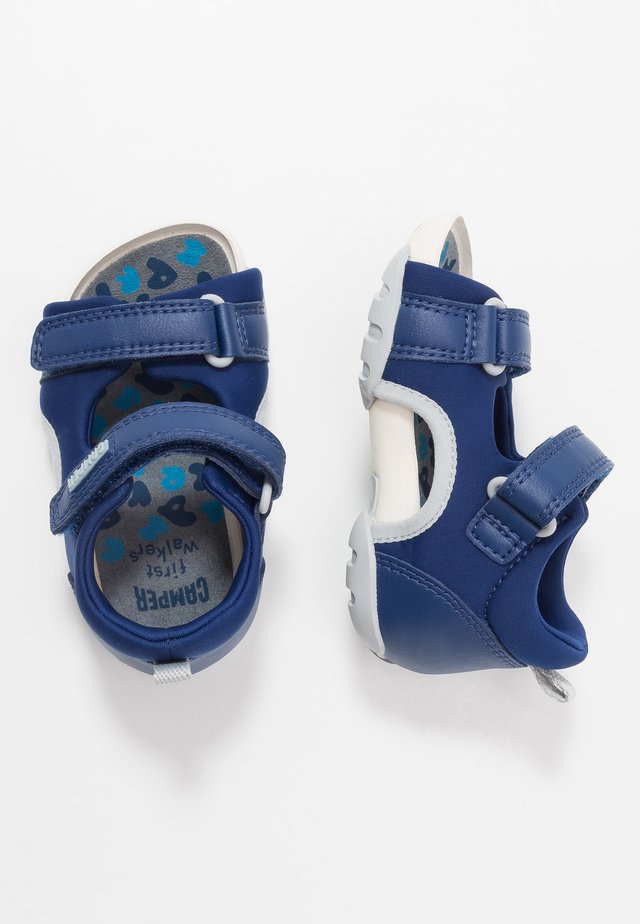 OUS - Dětské boty - blue