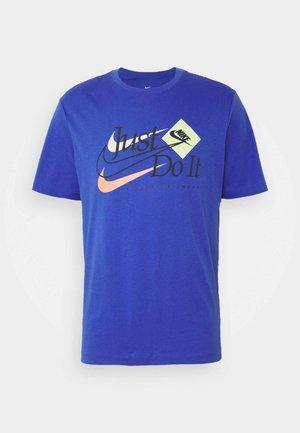BRAND RIFFS - T-shirt med print - astronomy blue
