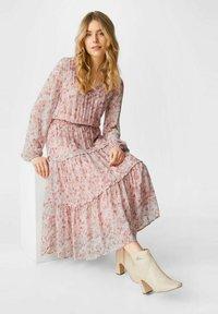 C&A - Day dress - pink - 1