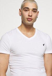 Pier One - T-shirt - bas - white - 4