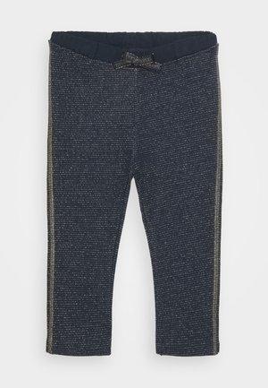 NMFNALISA PANT - Trousers - dark sapphire