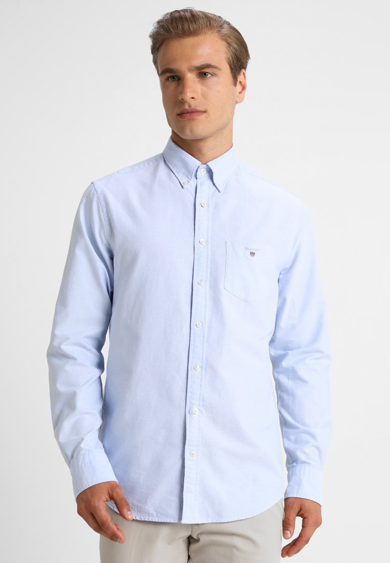 GANT THE OXFORD Skjorte capri bluelyseblå Zalando.no