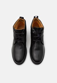 Timberland - OAKROCK WP CHUKKA - Lace-up ankle boots - black - 3