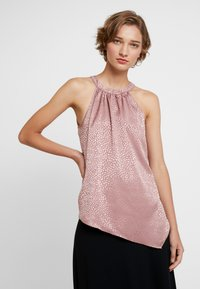 Dorothy Perkins - ANIMAL - Blouse - blush - 0