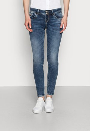 SENTA - Jeans Skinny Fit - blue denim