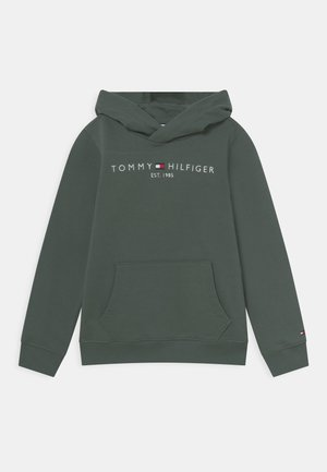 ESSENTIAL HOODIE UNISEX - Sweatshirt - green slate