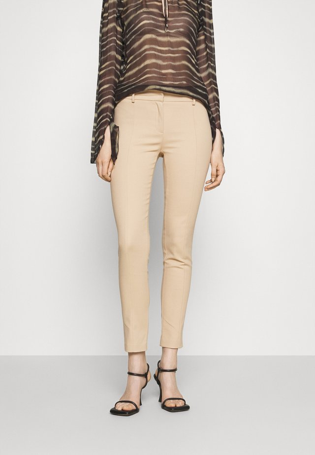 PANTS - Spodnie materiałowe - triking beige