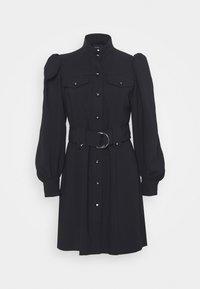 The Kooples - DRESS - Shirt dress - black - 5