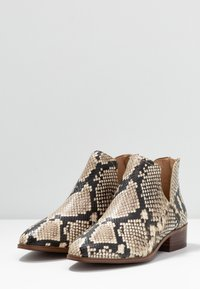 ALDO - KAICIA - Ankle boots - other beige - 4