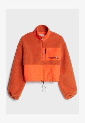 Talvitakki - orange