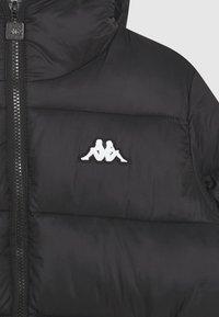 Kappa - HEDITH - Training jacket - caviar - 3