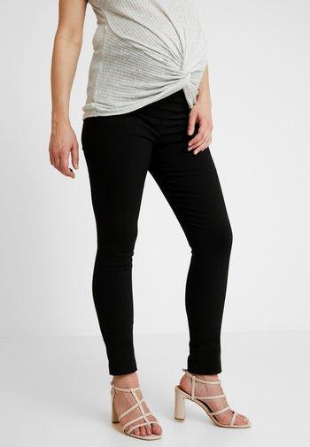 SUZIE SUPER PANT - Pantalones - black