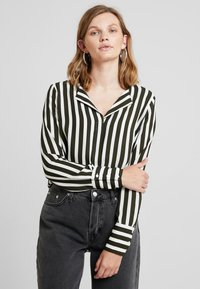 Selected Femme - SLFSTINA DYNELLA NOOS - Blouse - creme/rosin - 0