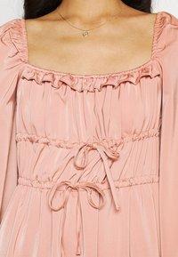 Fashion Union - MANDY DRESS - Cocktail dress / Party dress - pink - 6