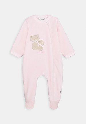 WAGENANZUG BASIC LINE NEWBORN - Pyjama - rosa