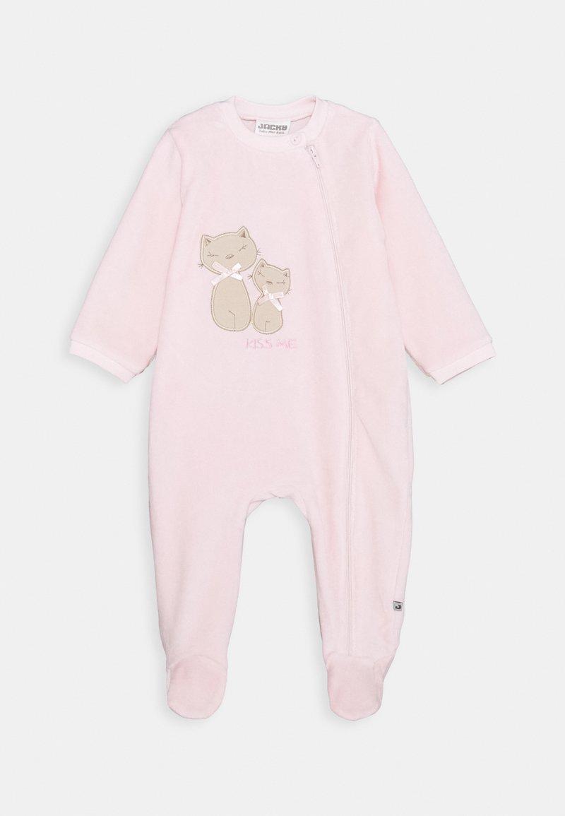 Jacky Baby - WAGENANZUG BASIC LINE NEWBORN - Pyjamaser - rosa
