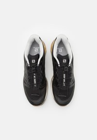 Salomon - SHOES XT-WINGS 2 ADV UNISEX - Sneakers basse - black/vintage kaki/gold - 3