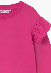 Name it - NMFOLISA LOOSE - Sweater - very berry - 2