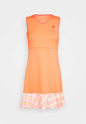 DRESS ZOE - Sportskjole - melon